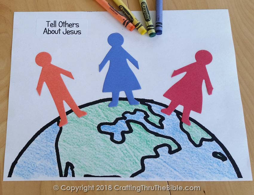 Share Jesus with Others
